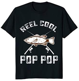 DAY Birger et Mikkelsen Reel Cool Pop Pop Shirt Fathers Gift Fishing Lover