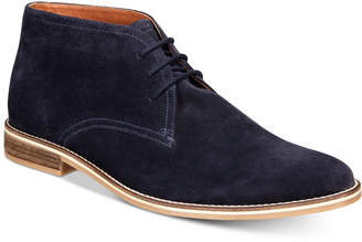 Alfani Men's Jason Suede Lace-Up Boots