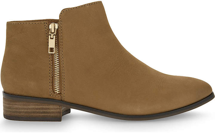 Aldo Julianna Leather ankle boots