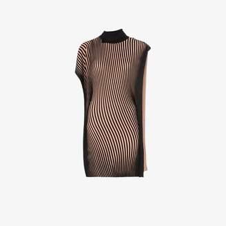 6bed92612397cd Black Sleeveless Turtleneck Top - ShopStyle Australia