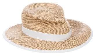 Eric Javits Wide-Brim Straw Hat