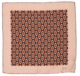 Tom Ford Silk Pocket Square w/ Tags