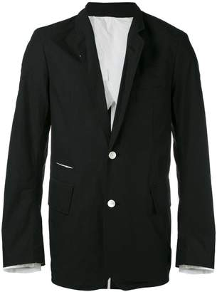 Takahiromiyashita The Soloist Wardrobe Narrow Lapel Jacket