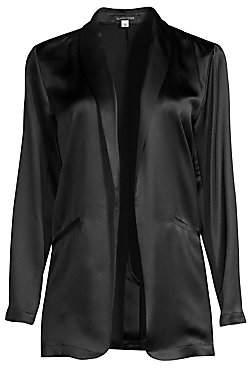 Eileen Fisher Women's Shawl Collar Blazer