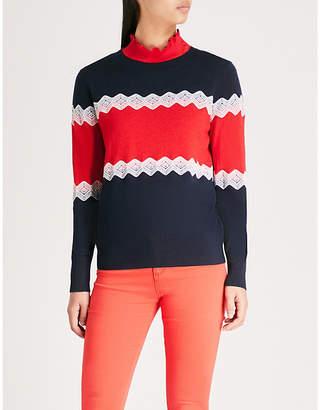 Claudie Pierlot Magnia wool jumper