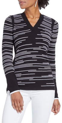Nic+Zoe Line Item Pullover