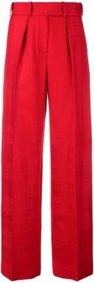 Alexandre Vauthier straight trousers