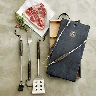 Schmidt Brothers BBQ Tools Set