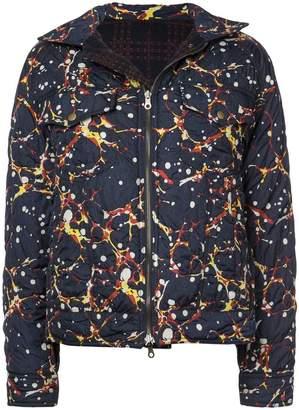 Rosie Assoulin grafitti puffer jacket