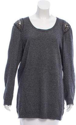 IRO Ray Sequin-Embellished Sweater
