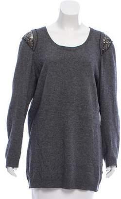 IRO Ray Sequin-Embellished Sweater