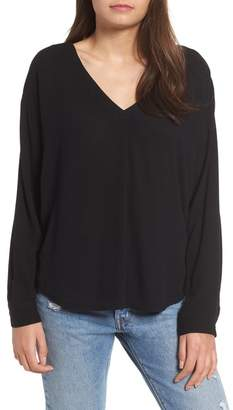 Leith Back Twist Top