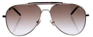 Saint Laurent SL 85 Aviator Sunglasses