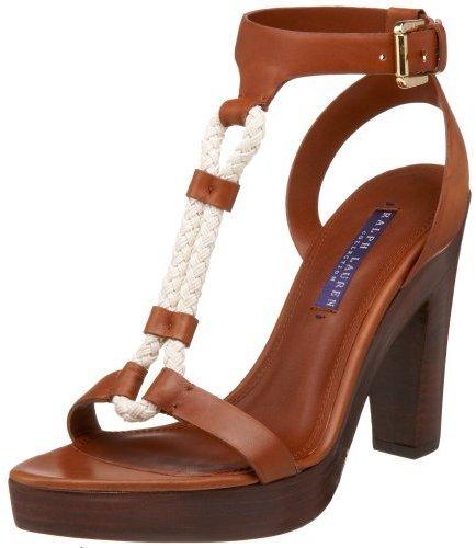Ralph Lauren Collection Women's Amara Platform Sandal
