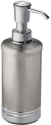 InterDesign York Stainless Steel Soap Dispenser