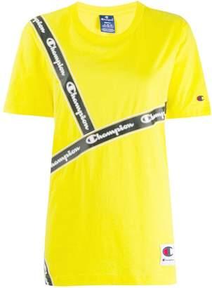 Champion logo tape T-shirt