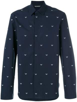 Neil Barrett arrow print shirt