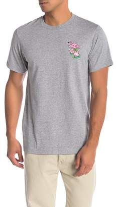 Riot Society Flamingo Floral Graphic Tee