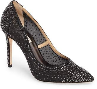 Badgley Mischka Collection Weslee Pointy Toe Pump