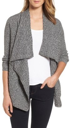 Women's Chaus Mixed Cotton Knit Cardigan $69 thestylecure.com