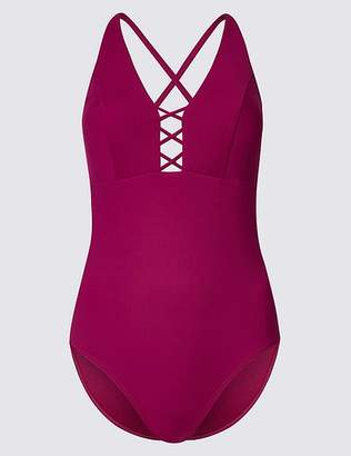 """Marks and Spencer Secret Slimmingâ""""¢ Non-Wired Swimsuit"""