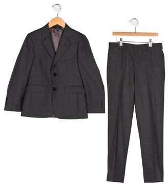 Brooks Brothers Boys' Wool Pants Set