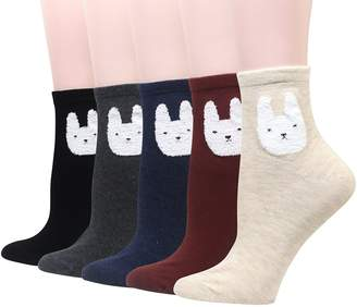Gustav Wish Island 5 Pack Women's Socks Novelty Dress Socks