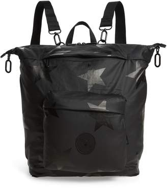 Nununu +one duo Nylon Convertible Diaper Bag