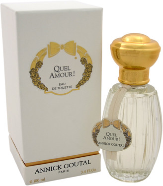 Annick Goutal Women's 3.4Oz Quel Amour Eau De Toilette Spray