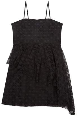 Milly Mini Elizabeth Feather LaceDress