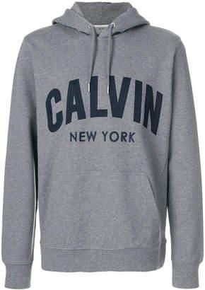 Calvin Klein Jeans New York logo hoodie