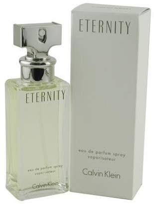 Eternity For Women by Calvin Klein - Eau De Parfum Spray 3.4 Oz