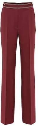 Gabriela Hearst Vesta high-waisted wool pants