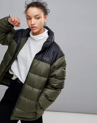 The North Face Nuptse 2 Jacket in Green