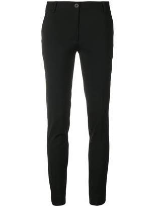 Isabel Benenato slim-fit tailored trousers