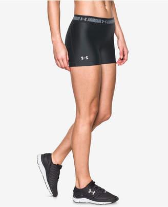 "Under Armour HeatGear® 3"" Compression Shorts"