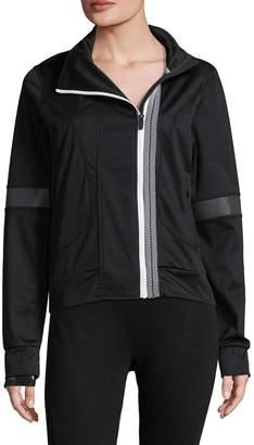 MPG Women's Octave Asymmetrical Zip Jacket