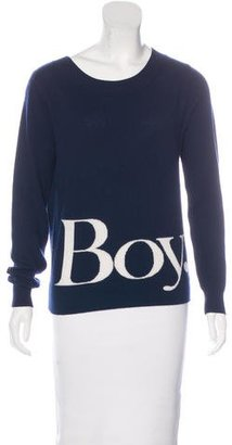 Boy. by Band of Outsiders Cashmere & Wool-Blend Sweater $95 thestylecure.com