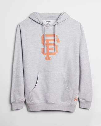 Express San Francisco Giants Fleece Hoodie