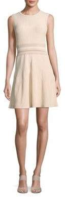 BCBGMAXAZRIA Wilma Knit Sleeveless Dress