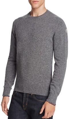 Moncler Heathered Wool Sweater $315 thestylecure.com