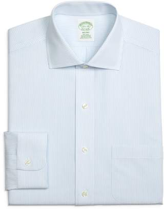 Brooks Brothers Trim Fit Stripe Dress Shirt