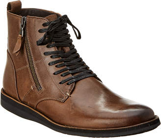 John Varvatos . Star B Leather Boot