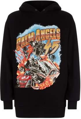 Palm Angels Car Crash Hoodie