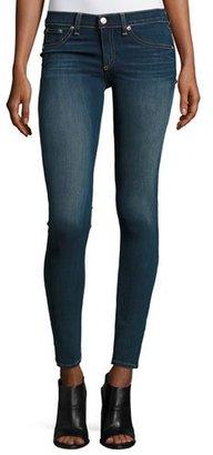 rag & bone/JEAN 401 Low-Rise Skinny Jeans, Joshua $215 thestylecure.com