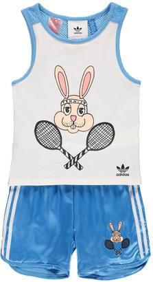 ADIDAS Sporty Lapin x Mini Rodini Shorts $56.40 thestylecure.com