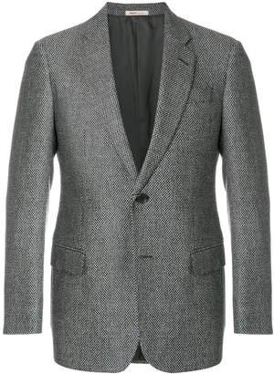 Armani Collezioni tweed blazer
