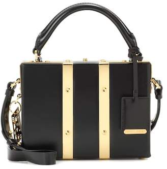 Sophie Hulme Albany Mini Suitcase tote