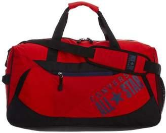Converse (コンバース) - [コンバース] スポーツバッグ ダッフルバッグ Mサイズ C1363043 6400 レッド