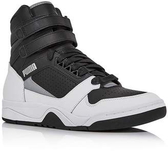 Puma Men's Palace Guard Moto-X High-Top Sneakers